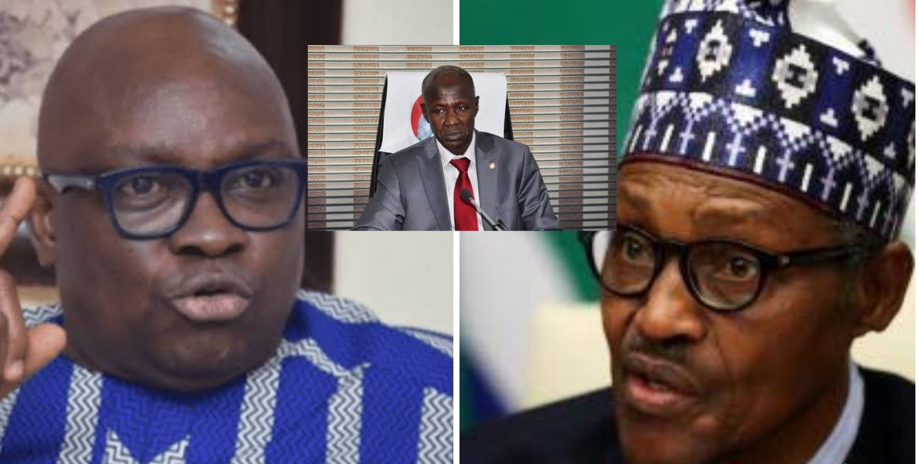 Ex-Governor Fayose Tables Fresh Request Before Buhari Over Magu