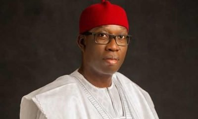 Governors Not Responsible For Prosecuting Kidnappers, Bandits – Okowa Tells FG