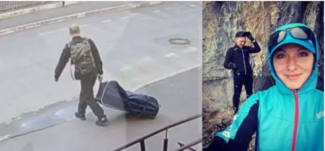 Jealous Man Kidnaps Ex-Wife, Drags Her Off To Forest (Video/Photos)