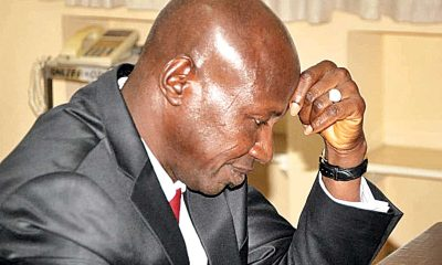 EFCC: Magu Detained Overnight As Presidency Panel Resumes Grilling Today