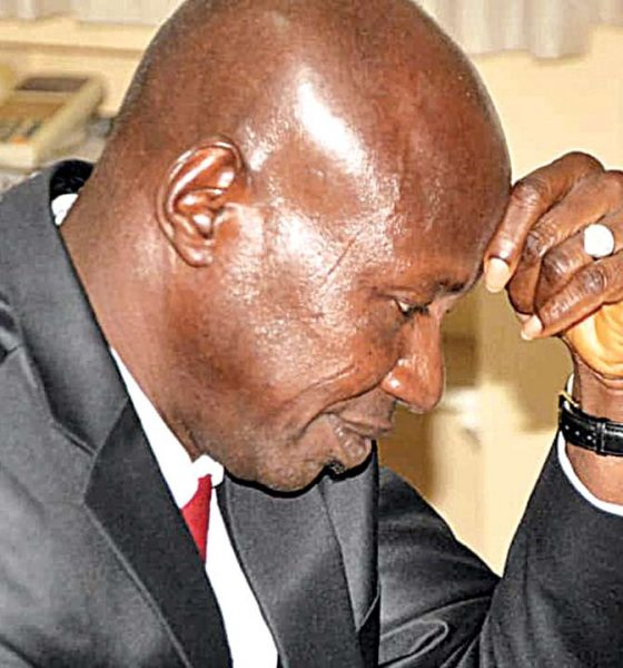 Magu Writes Presidential Panel, Makes Seven Demands (Full List)