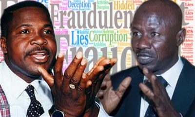 Magu Rages As Ozekhome Tenders Top Evidence Against Him