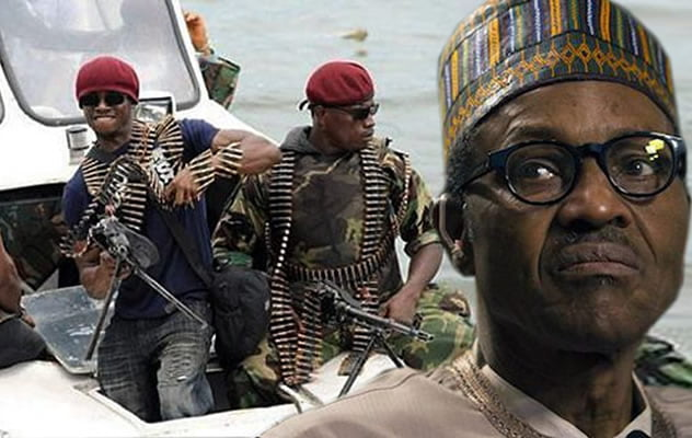 Niger Delta Militant Group Lists 6 Demands FG Must Meet Or Destruction Continues