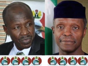 Ibrahim Magu Reveals The Truth About Giving Osinbajo N4billion