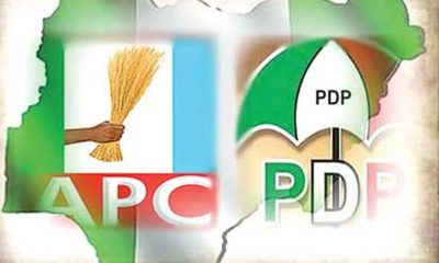 APC Roasts PDP For Asking President Buhari To Resign