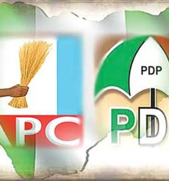 APC Bombs PDP Over Attack On Buhari's 2nd Term Priorities