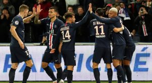 PSG Champions 300x165 - Champions League: PSG Release Squad List To Face Manchester United