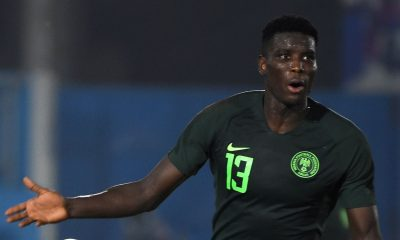 Breaking: Super Eagles Striker, Paul Onuachu Contracts Coronavirus