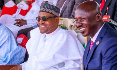 HURIWA Asks Magu To Resign, Tells Buhari What To Do To EFCC