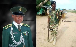Real Reason Soldier Shot Army Lieutenant Dead In Borno