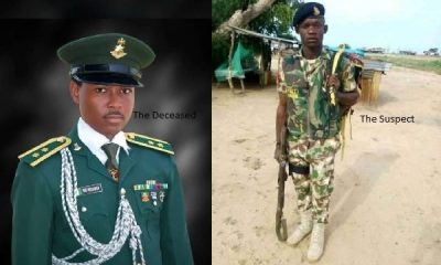 Real Reason Soldier Shot Army Lieutenant Dead In Borno