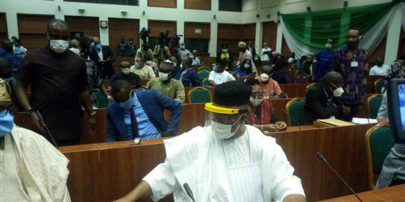NDDC: Akpabio Makes Major Allegation Against National Assembly ...