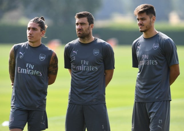 EPL: Arsenal Top Defender Joins Stuttgart On Loan