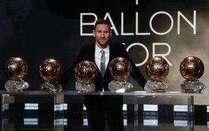 2020 ballon d'or