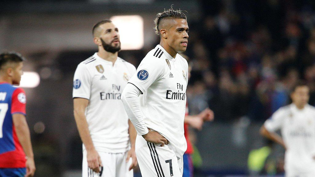 Real Madrid Striker Tests Positive For COVID-19