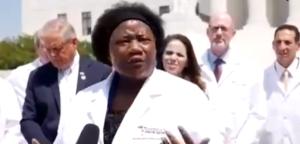 emmanuel stella 300x144 - VIDEO: Continue To Pray, I Dreamt Trump Was Beaten Up – Stella Immanuel Claims