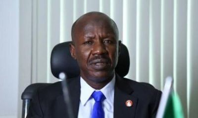 EFCC: Why Magu Won't Appear Before CCB