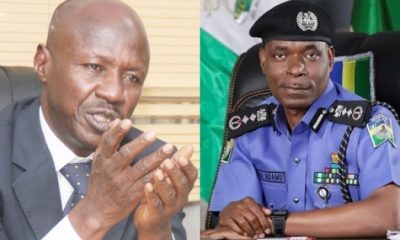 Just In: Why Police Can't Grant EFCC's Magu Bail - IGP Adamu