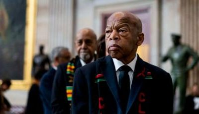 US Congressman, John Lewis Is Dead
