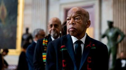 US Congressman, John Lewis Is Dead