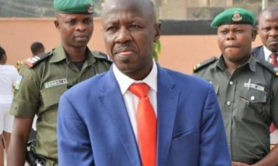BREAKING: Magu's Bodyguards Withdrawn