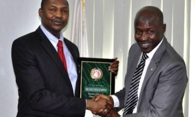 EFCC: Magu Probe Not Personal, Good For Buhari Govt - Malami