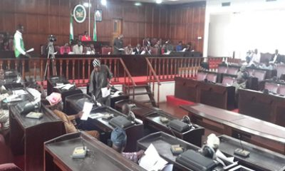 Just In: Ondo Assembly Majority Leader Resigns