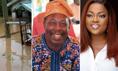 Pa James Breaks Silence, Denies Funke Akindele Bought Him A House