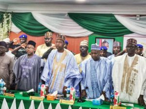113863749 gombe 300x225 - Boko Haram: Northern Governors Want Police To Be Equipped To Deal With The Group