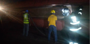 Accident 300x147 - Breaking: One Dead In Lagos Tanker Accident