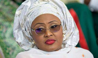 Tinubu, Dangote, Others Attend Aisha Buhari's Book Launch