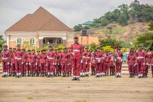 Akeredolu and Amotekun 4 300x200 - Fulani Crisis: Amotekun Begins Fresh Recruitment In Ogun