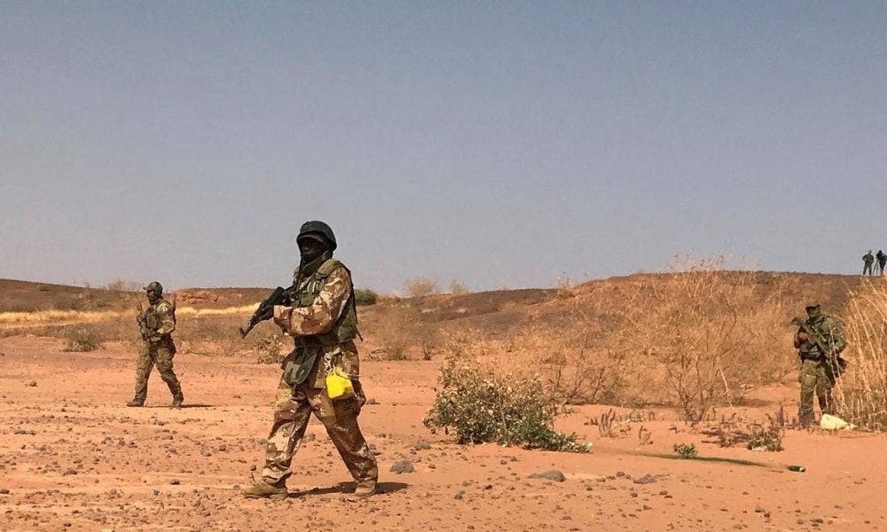 ISWAP/Boko Haram Frees Five Abducted Borno Officials