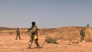 Armed Boko Haram Men 300x169 - ISWAP/Boko Haram Frees Five Abducted Borno Officials