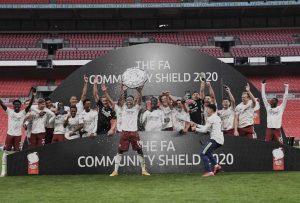 Arsenal community shield 2020 300x203 - Atiku Reacts As Arsenal Beat Liverpool To Win Community Shield