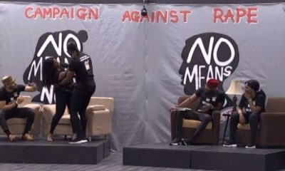 Nigerians React As BBNaija Housemates Lose Wager