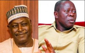 Babachir Lawal Roasts Oshiomhole, Reveals Why He Was Removed As APC National Chairman