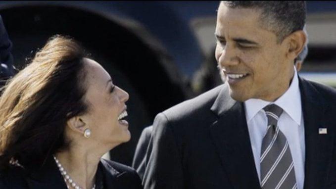 Barack Obama Reacts As Joe Biden Picks Kamala Harris As Running Mate