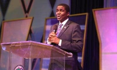 Oyedepo's Second In Command Warns Buhari Over CAMA, Adeboye