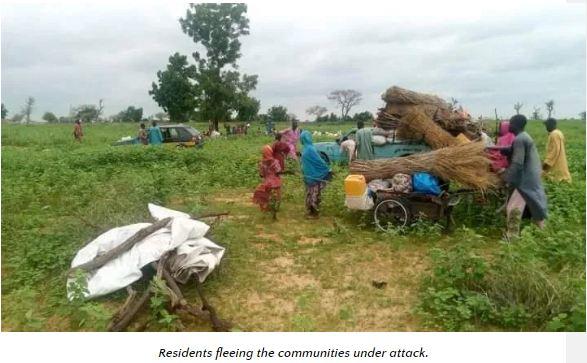 Breaking: Boko Haram Invade Borno Communities, Kill Scores