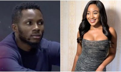 BBNaija: I Know You Have Feelings For Me – Erica Tells Brighto
