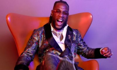 Watch Burna Boy's Performance At The 63rd Grammys