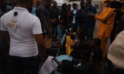 UNIPORT killed by stray bullet