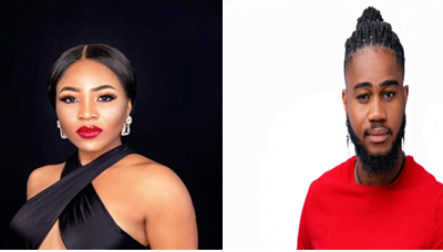 BBNaija: Erica, Praise Win N500,000, Phones