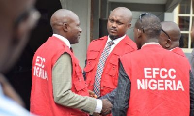 BREAKING: EFCC Redeploys Officers To Head Zones, Units (Full List)