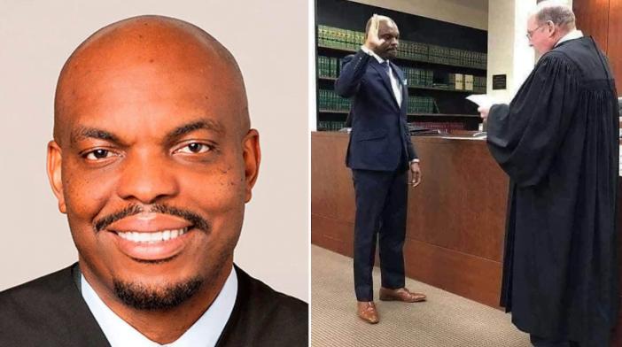 Nigerian Man Sworn In As Superior Court Judge In The US