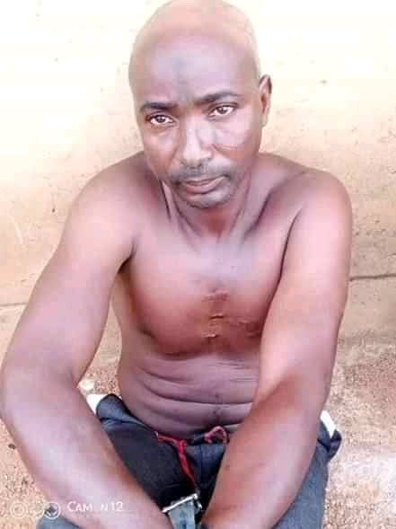 'Fulani Terrorists' Terrorising Southern Kaduna Arrested, Weapons Recovered (Photos)
