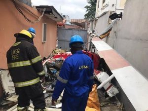 Helicopter crash 6 300x225 - Third Victim of Lagos Helicopter Crash Is Dead