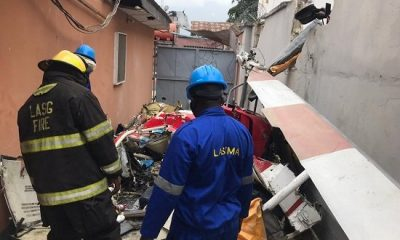 Third Victim of Lagos Helicopter Crash Is Dead