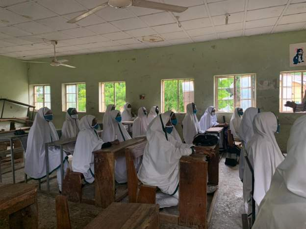 How students return to school in Kano 3 - Students Return To Schools In Kano